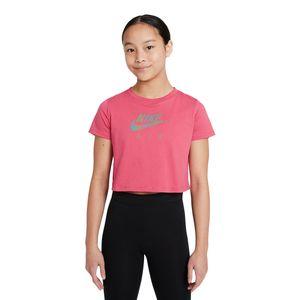 Camiseta-Nike-Asbury-Infantil-Rosa