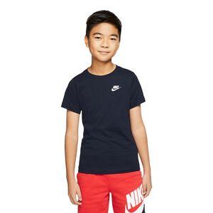 Camiseta-Nike-Futura-Infantil-Azul